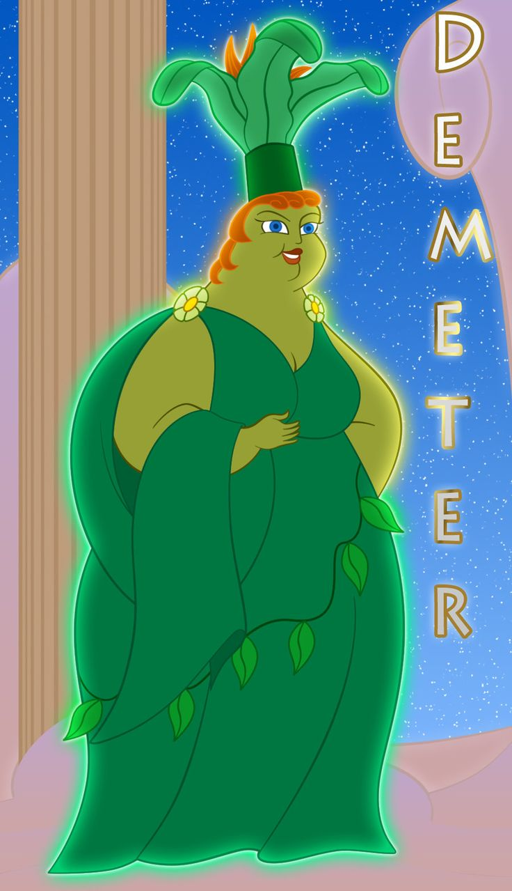 """*DEMETER ~ Hercules, 1997------------> When I first saw this I was like"""" WHAT THE CRAP???!!!!!!!!!!!???????????"""""""