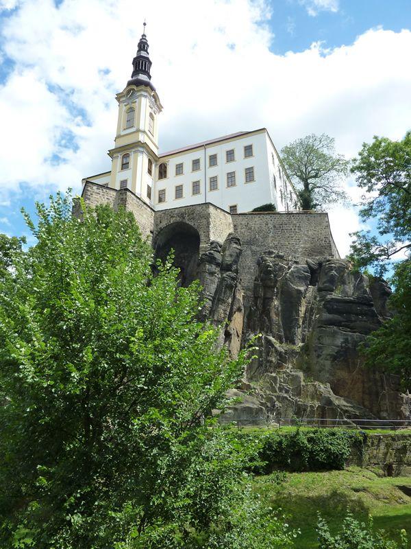 Tchéquie - Děčín