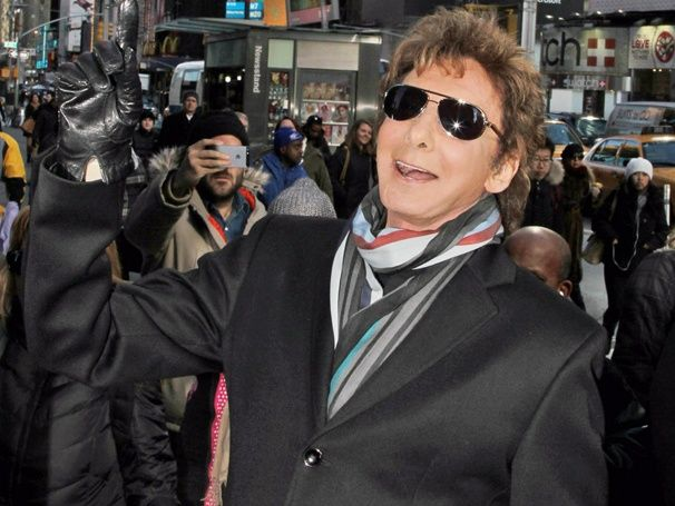 barry manilow latest images | This One's for You! Music Legend Barry Manilow Celebrates Broadway ...