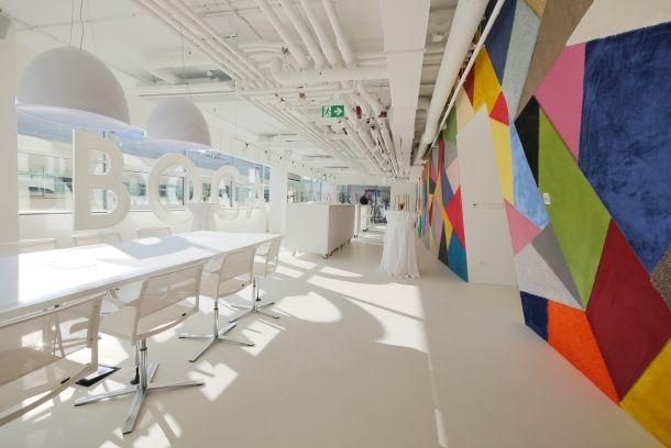 Nový showroom BOCA: stejní architekti, více barev a prostoru | Insidecor - Design jako životní styl