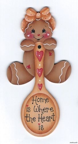 Home is where the Heart is.....