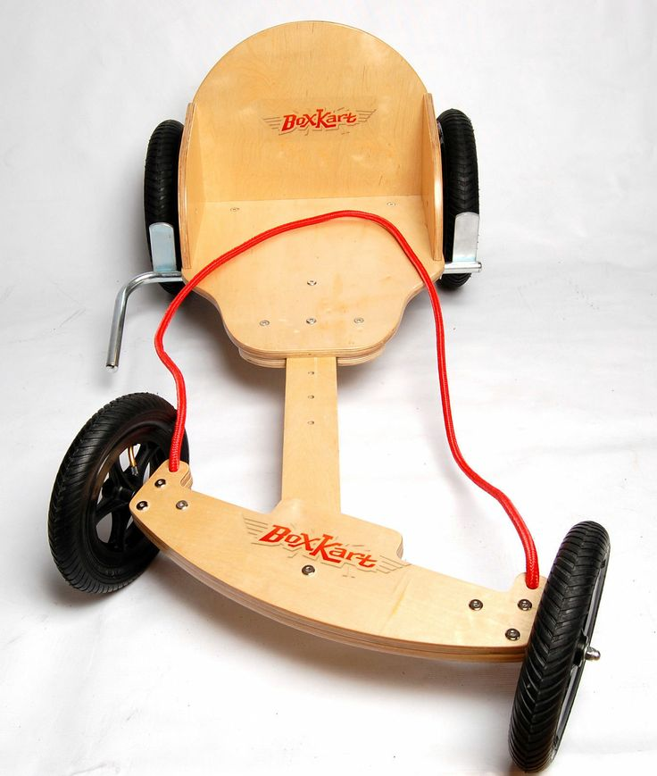 Kiddimoto BOX Kart Billy Cart | eBay