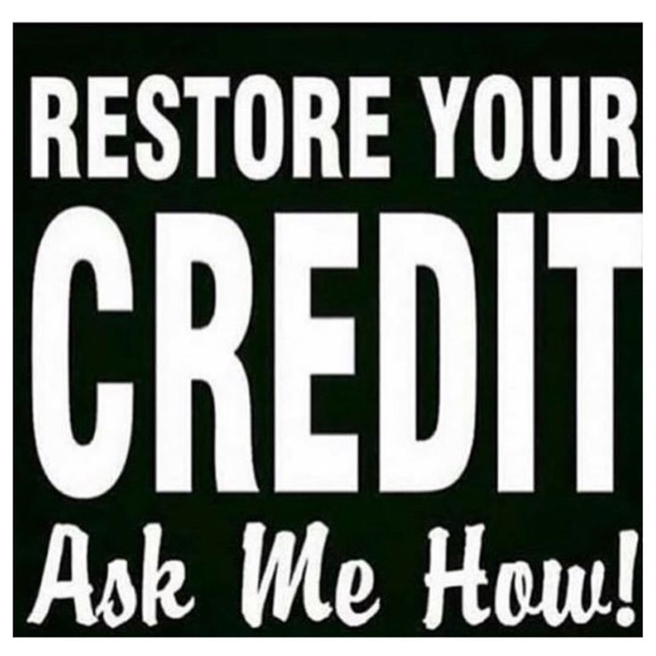 Credit Repair Services, Credit