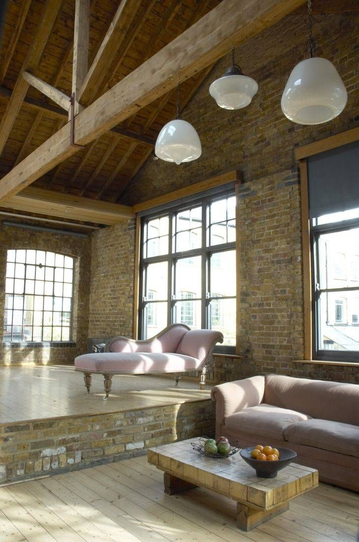Loft Apartment #inside #cosy #spaces