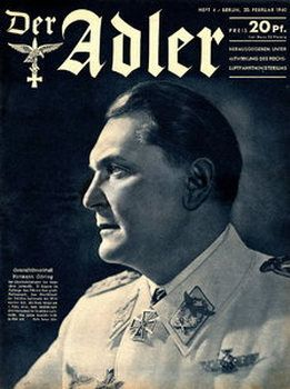 Der Adler №4 20 Februar 1940