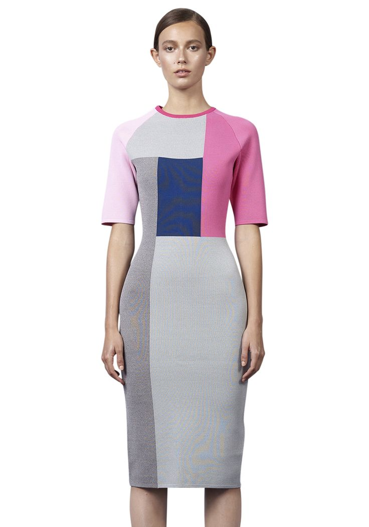 MARLE BLOCK BOX DRESS | #FRAMEWORK #BYJOHNNY #WINTER2016 #AUSTRALIANFASHION