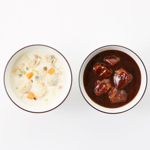 選べる2スープセット