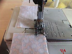 Quiltinspiratie: Leren quilten deel 8: tips om snel patchwork te naaien met de naaimachine