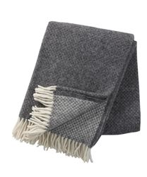 Klippan Vega Lambs Wool Throws designed by Birgitta Bengtsson Bjork