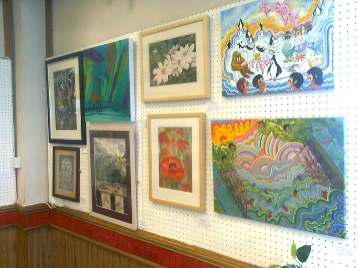How to Sell your Paintings and Crafts to Make Money at Home http://viking305.hubpages.com/hub/Where-to-sell-promote-display-paintings-art-gallery-paint-earn-you-money