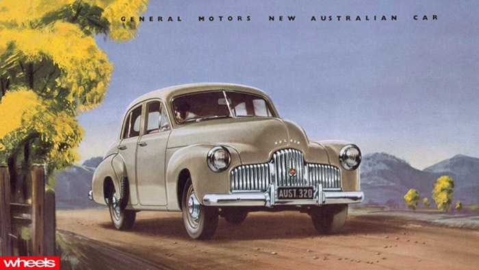 Iconic Aussie cars - Holden