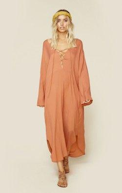 Faithfull The Brand Sale Maja Dress