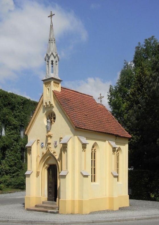 Wasserburg am Inn, Max-Emanuel-Kapelle
