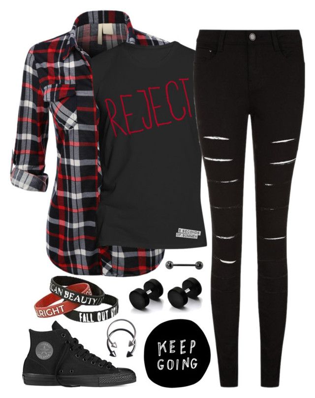 """Reject"" by alex-bows ❤ liked on Polyvore                                                                                                                                                                                 More"