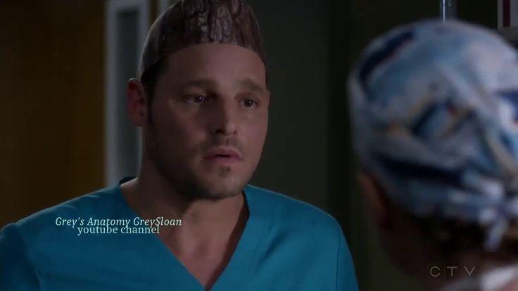 Alex Tells Meredith about Jo - Grey's Anatomy 13x09  Season 13 Episode 9 - YouTube