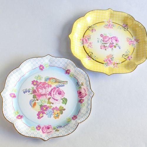 Pretty Serving Plates