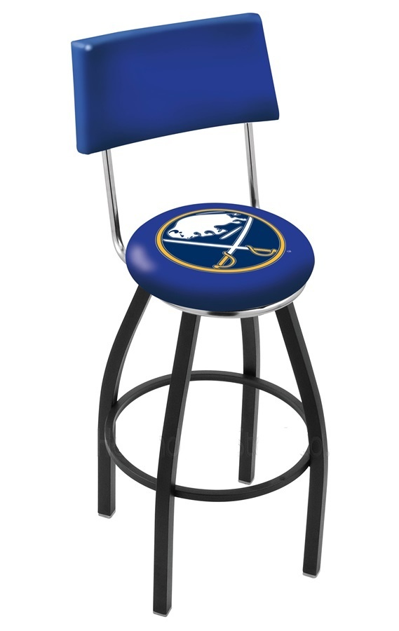 Buffalo Sabres NHL D1 Black Bar Stool with Back Products  : 79e564428aba5389a0c8eca7986a5b29 from pinterest.com size 569 x 900 jpeg 60kB