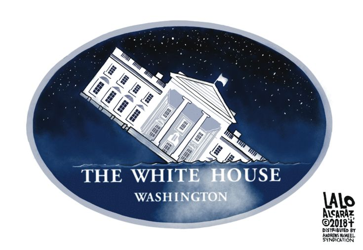 Trump White House Logo