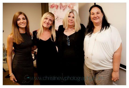 Success in High Heels Cocktail Evening: Cape Royale Hotel with Melissa Podesta, Erla-Mari Diedericks, Denise Guastella & Gwen Kloppers
