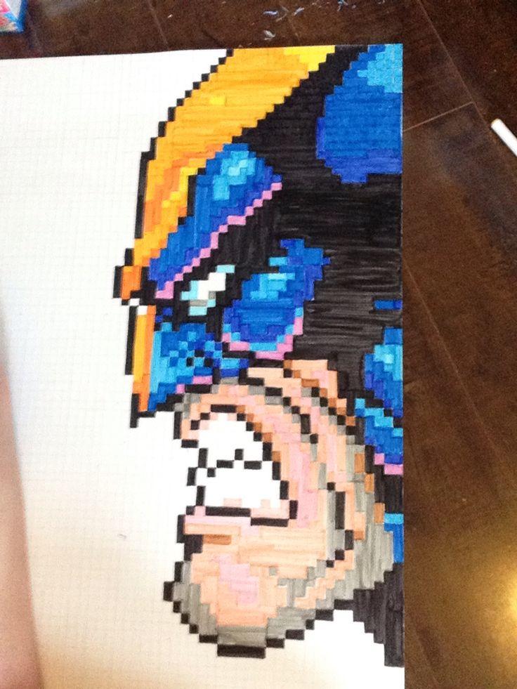 Pixel Art (Marker)