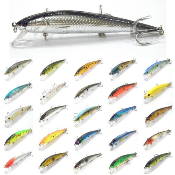1000+ images about fishing lure on pinterest | bass lures, antique, Hard Baits