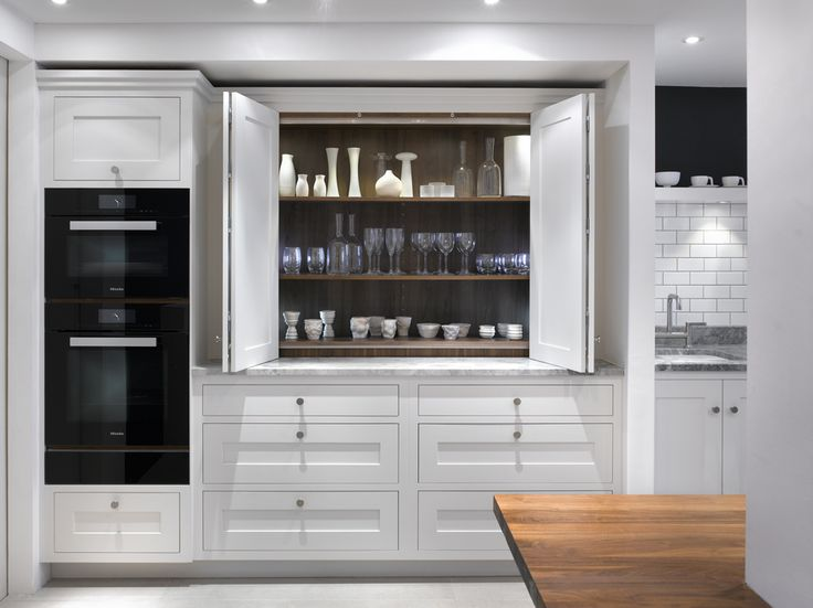 1000 images about roundhouse pantries larders on pinterest cupboards bespoke and door storage Bespoke contemporary kitchen design