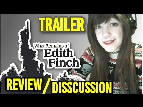 What Remains Of Edith Finch Stories Trailer Reaction / Discussion