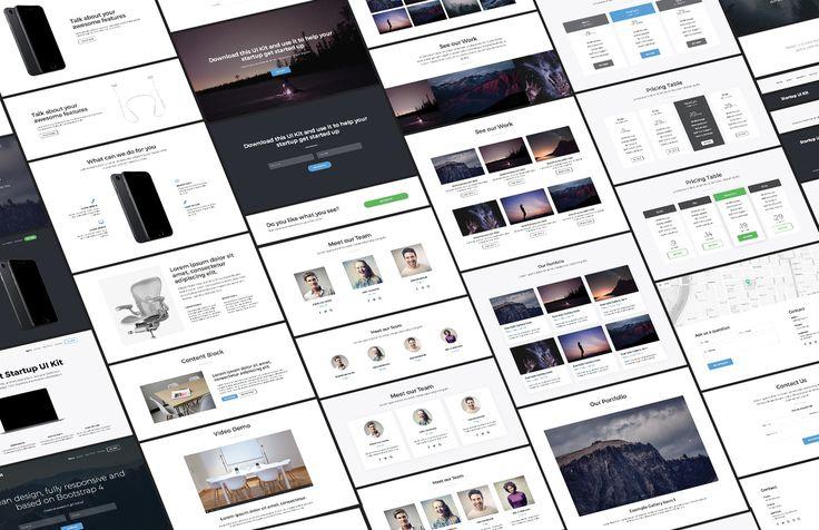 Medialoot - Bootstrap 4 Startup UI Kit