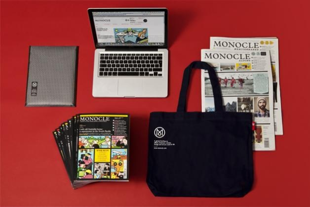Monocle12 issue gift subscription