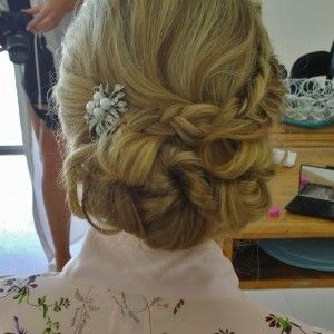 Bridal hair in Rome, Umbria and Tuscany