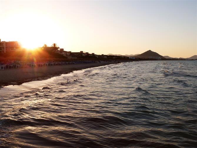 Playa de Muro - Majorque (Espagne)