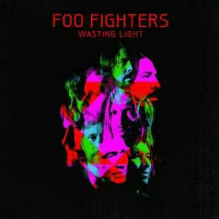 Foofighters Wasting Light Music Pinterest