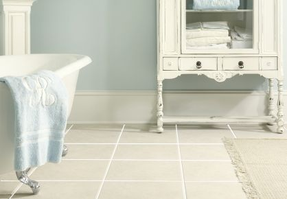 ISOMAT MULTIFILL SYSTEM: The bathroom grout is being exposed to water, water vapors, salts, soap leftovers etc. Furthermore, in the bathroom are easily being grown microorganisms and bacteria. The tile grout to be used on the floor and at the walls should therefore have the required resistance to all those different conditions, providing at the same time the desired aesthetic result.