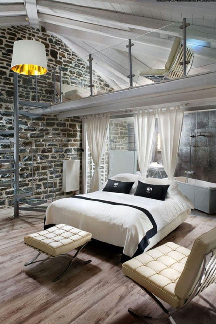 1001 Jolies Idees Comment Amenager Votre Chambre Mezzanine
