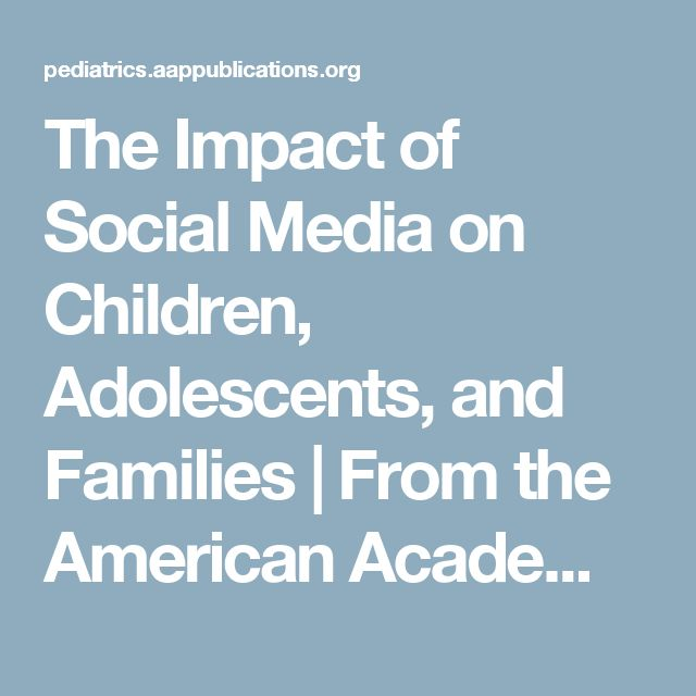 There's no doubt that social media is being used worldwide by kids and teens. This article discusses how important it is for parents to understand the benefits and risks of these sites to ensure their children engage with them in a safe and healthy way.