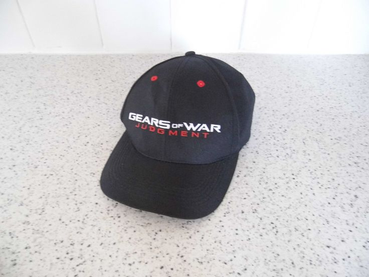 #Gears of war #judgment baseball #cap/hat,  View more on the LINK: http://www.zeppy.io/product/gb/2/172474224444/
