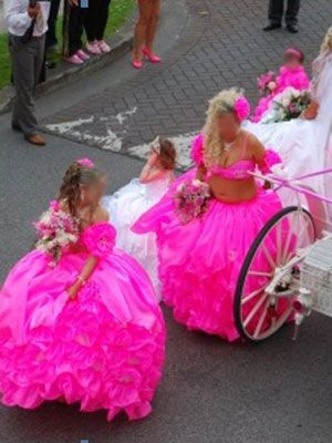 my dearest bridesmaids... please know that i would never do this to you :)