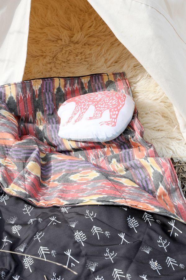 DIY Toddler Sleeping Bag