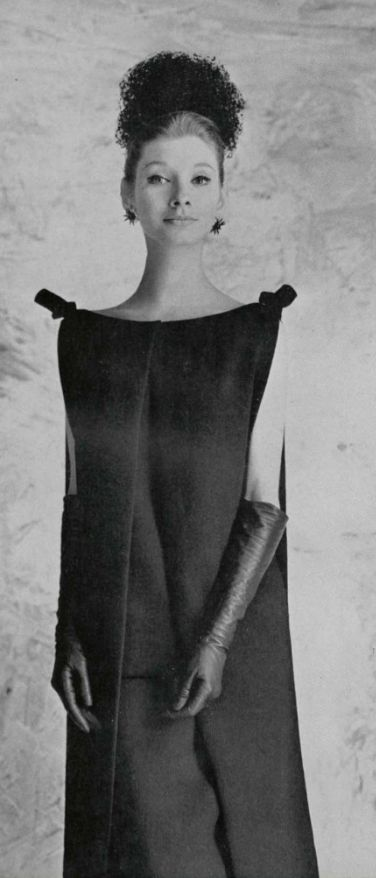 1960 - Yves Saint Laurent for Christian Dior Couture