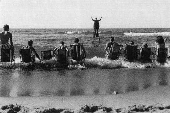 Tadeusz Kantor, Panoramiczny happening morski, 1967