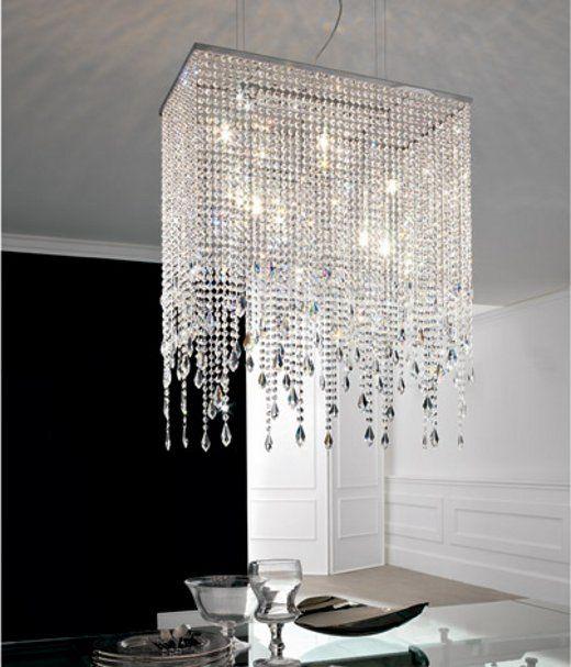 Elegant lighting. For more home ideas: www.residentialattitudes.com.au/my-portfolio/images
