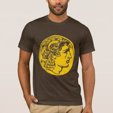 Coin of Alexander the Great T-Shirt - tap, personalize, buy right now!