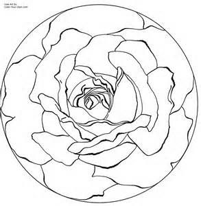 17 Best images about Roses to Color on Pinterest ...