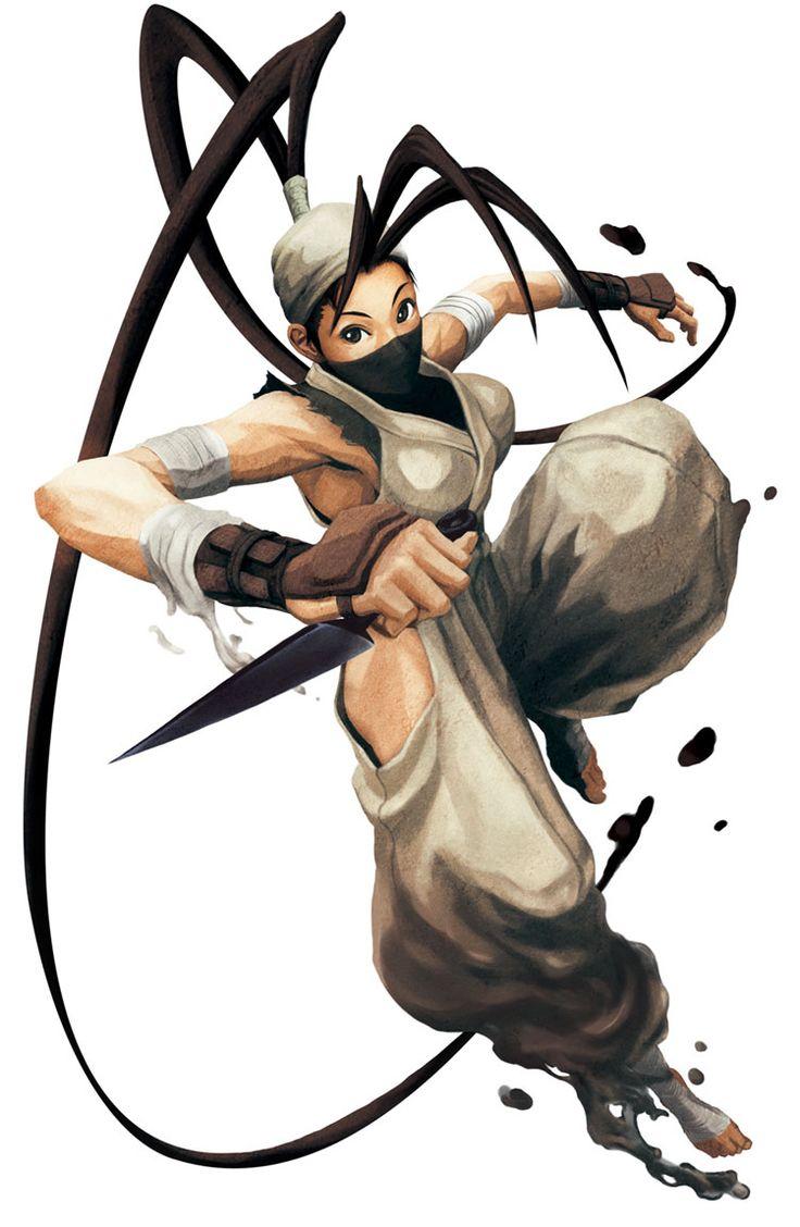 Ibuki from Street Fighter