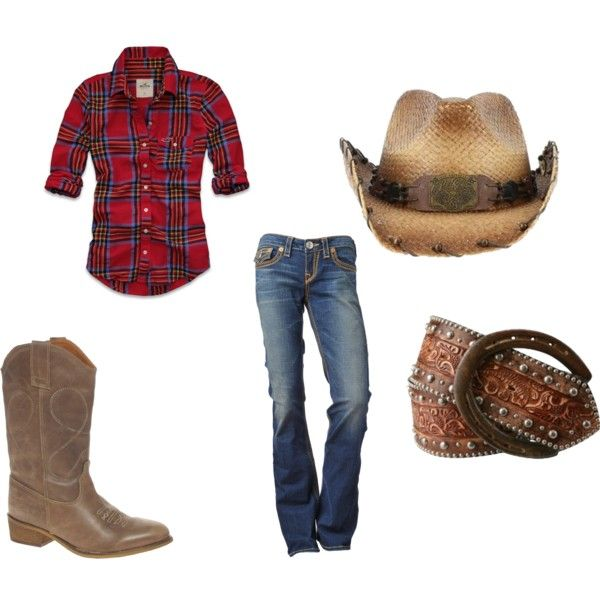 Cowboy time!  Liken this idea more and more