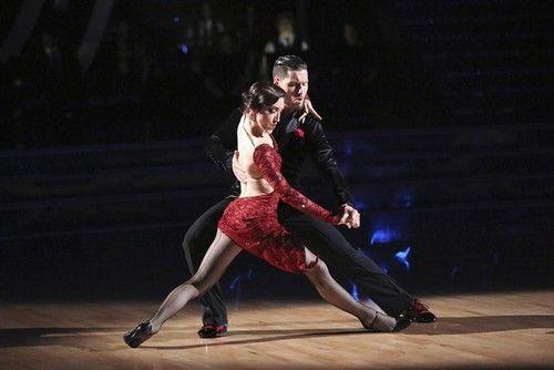 Meryl Davis Dancing With the Stars Samba Video 4/14/14 #DWTS  #MerylDavis