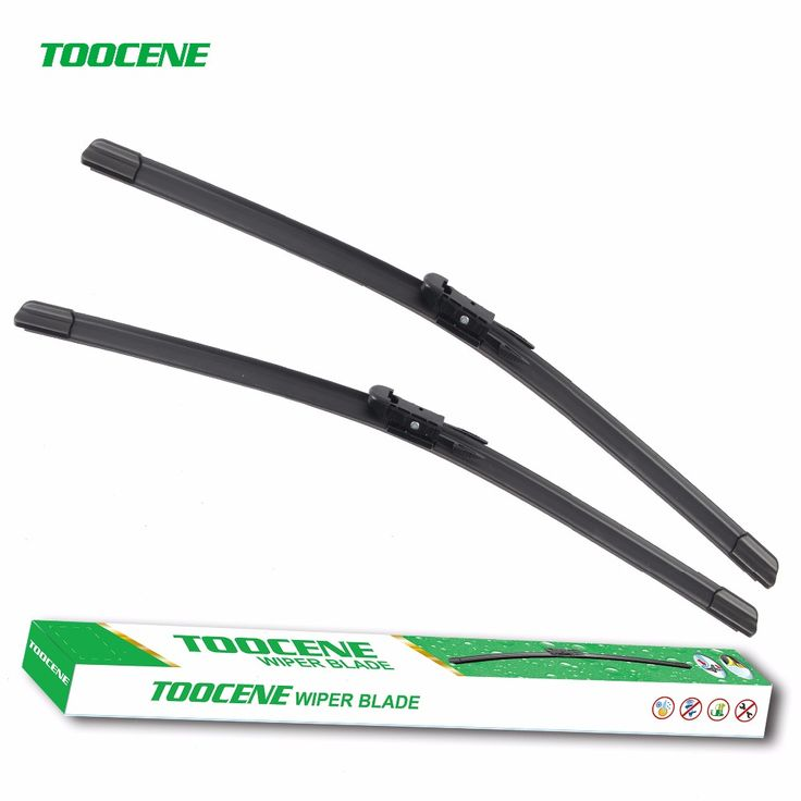 """Toocene Wiper blades for Mini All4 & Countryman (2011 2012 2013 2014 2015) 20""""+19"""" fit pinch tab type wiper arms  #Affiliate"""