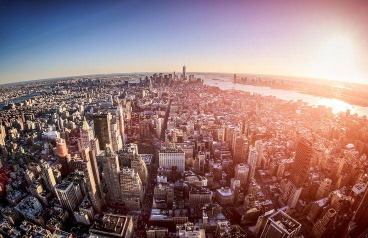 Крыши мира: лучшие виды на самые красивые города