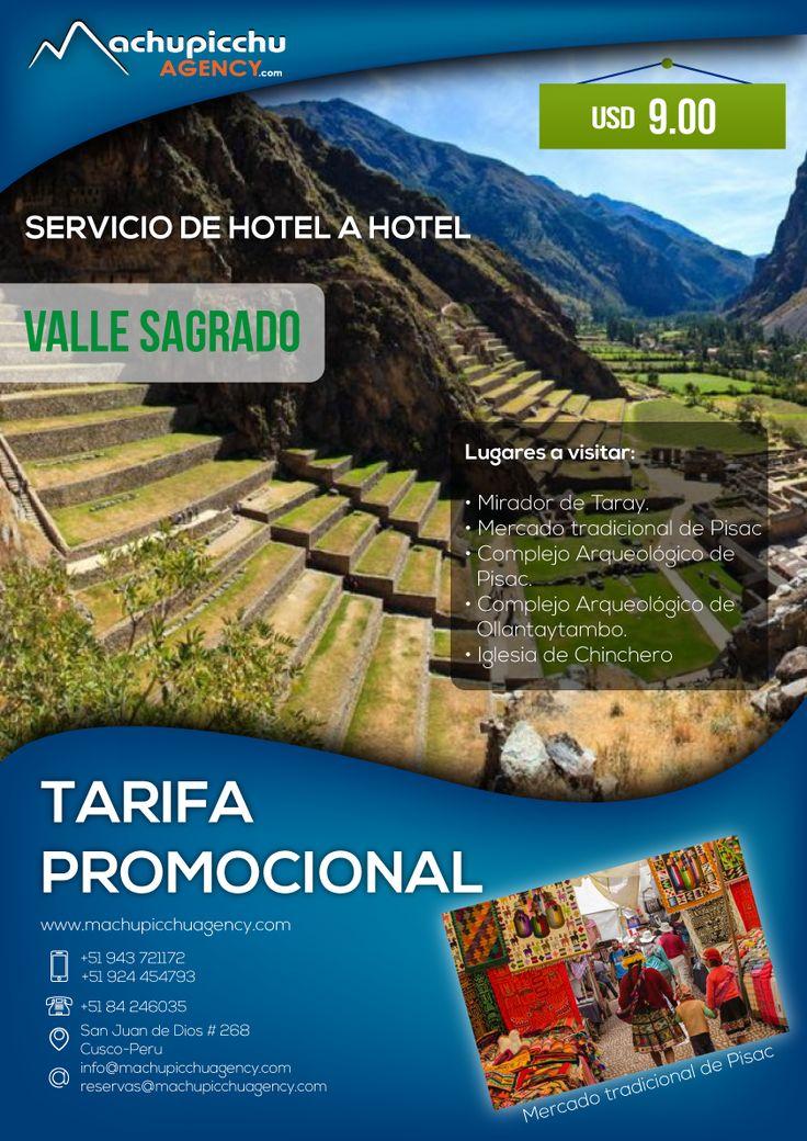Valle sagrado de los incas | Machupicchu Agency