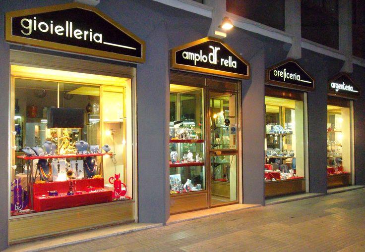 Gioielleria Amplo Rella è Online!